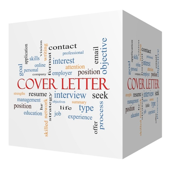 united states postal service cover letter