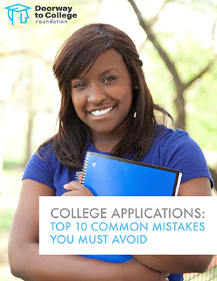 College Applications: Top 10 Common Mistakes